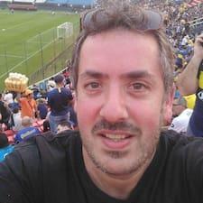 Mariano User Profile