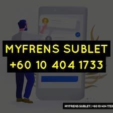 Profil korisnika Myfrens