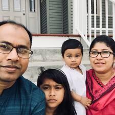 Nazrul User Profile