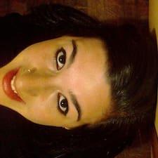 Perfil do usuário de Marina
