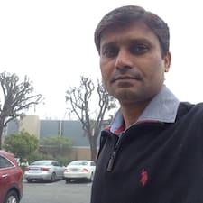 Profil Pengguna Shreyas