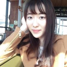 Användarprofil för Heesu