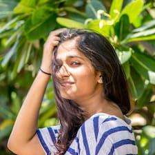 Shailja - Uživatelský profil