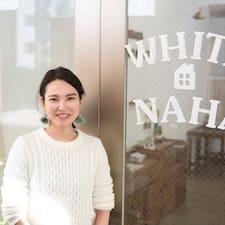 Gebruikersprofiel White Naha