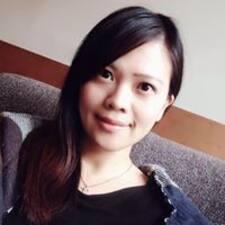 Henkilön Elsa Lin käyttäjäprofiili