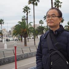 Chun Sik的用戶個人資料