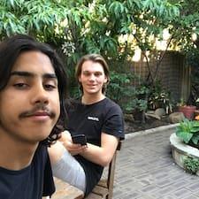 Perfil do utilizador de Logan&Steven