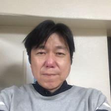 Perfil do usuário de Masaki