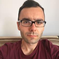 Mateusz - Uživatelský profil