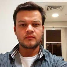Användarprofil för Pedro Junior