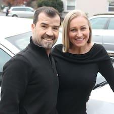 Eddie & Adriana Brukerprofil