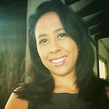 Profil utilisateur de Maria Emília
