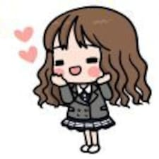 Nutzerprofil von 茜
