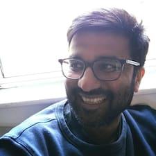 Anubhavさんのプロフィール