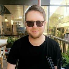 Profil utilisateur de Ryan