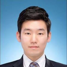 Profil utilisateur de Tae Wook