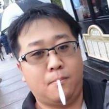 Профиль пользователя 帥哥