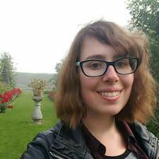 Nicolette felhasználói profilja