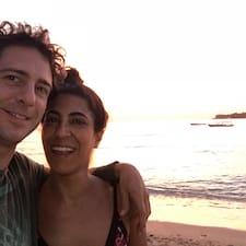 Profilo utente di Sara & Pete