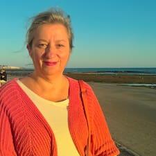 Henkilön Lilia käyttäjäprofiili