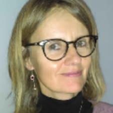 Henkilön Françoise käyttäjäprofiili