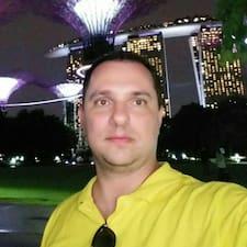 Vinicius felhasználói profilja