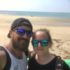 Ryan And Liz Brukerprofil