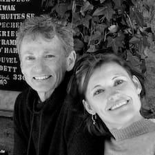 Profil Pengguna Andrew & Marijke