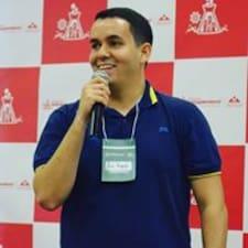 Henkilön José Augusto käyttäjäprofiili