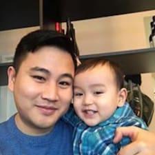 Binh felhasználói profilja