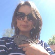 Profil Pengguna Valeriya