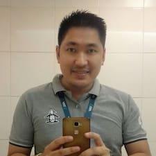 Profil Pengguna Christian Alan