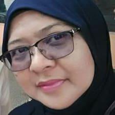 Siti Hawa User Profile