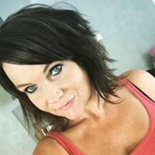 Anky felhasználói profilja