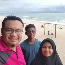 Mohd Syahmi的用戶個人資料