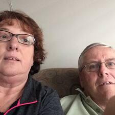 Colleen & Bob felhasználói profilja
