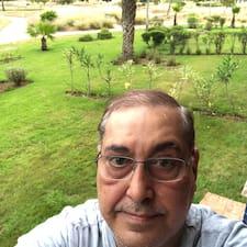 Osamah User Profile