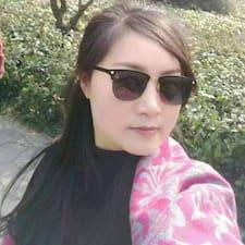 西雁青城的用戶個人資料