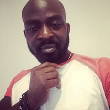 Henkilön Oluwasegun käyttäjäprofiili