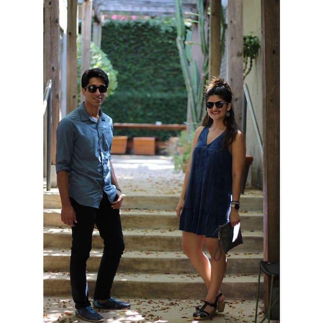 Mona And Kamran User Profile