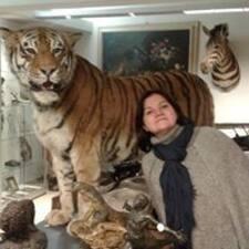 Ludmila felhasználói profilja