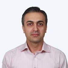 Hossein的用戶個人資料