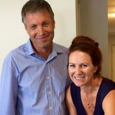 Profilo utente di Richard & Melinda