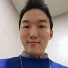Profil utilisateur de Sungmo