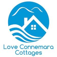 Gebruikersprofiel Love Connemara Cottages