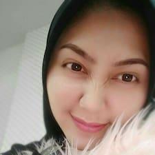 Profil utilisateur de Sakina