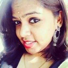 Pavithra felhasználói profilja
