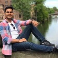 Akash User Profile