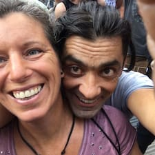 Profil Pengguna Christiane & José