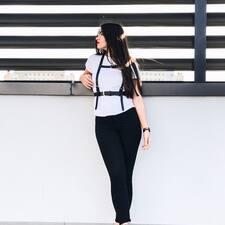 Lidiya felhasználói profilja